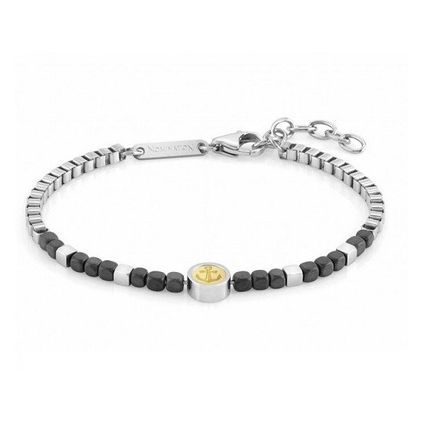 BRACCIALE NOMINATION UOMO VOYAGE COLLECTION 022513 002