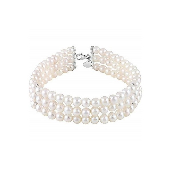 BRACCIALE TRIPLO FILO PERLE BLISS PARADISE COLLECTION 20080035